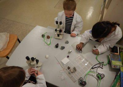 Små forskere